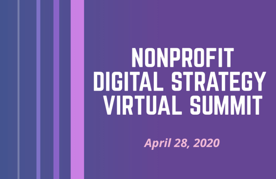 Nonprofit Digital Strategy Summit